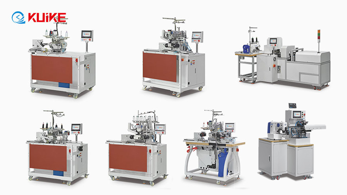 Best Auto Sewing Machine for pants from factory price of KUIKE