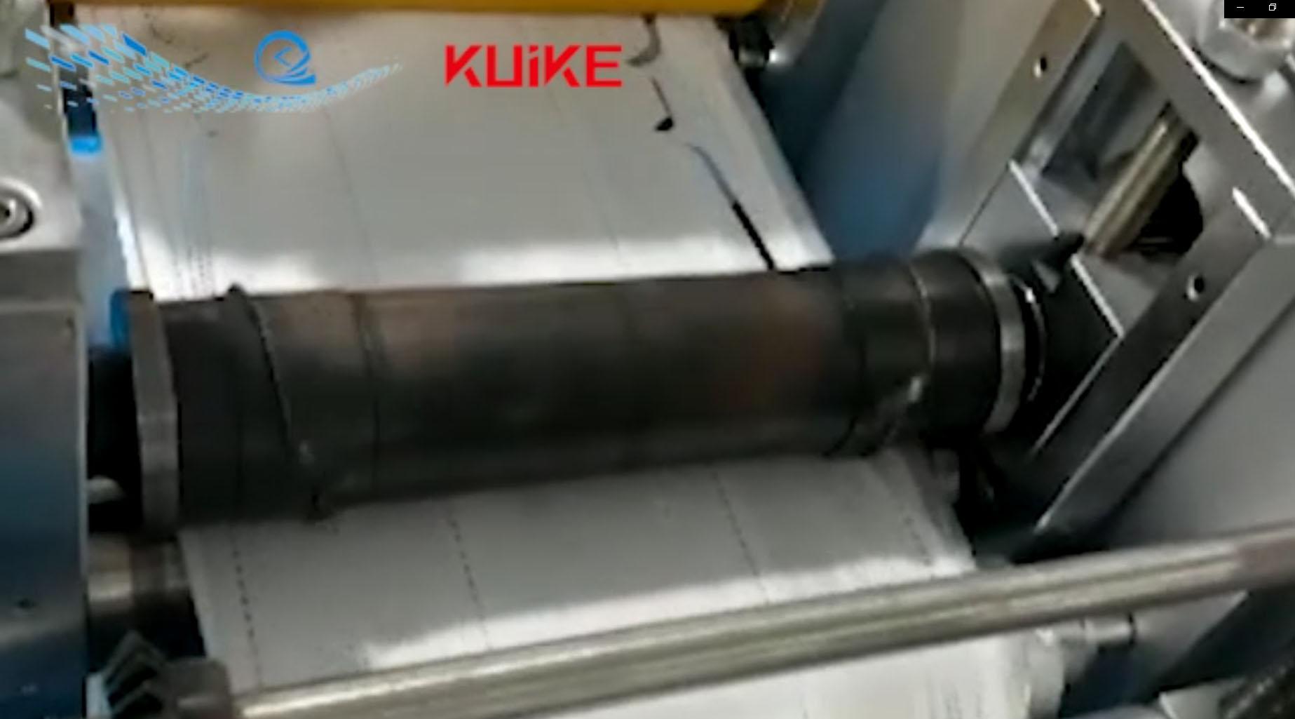 KF94 Face Mask Machine QK-KF94-SF60