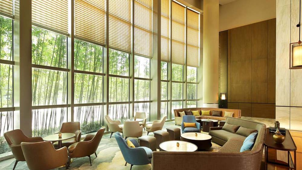 Best Quality modern hotel lobby furniture Supplier