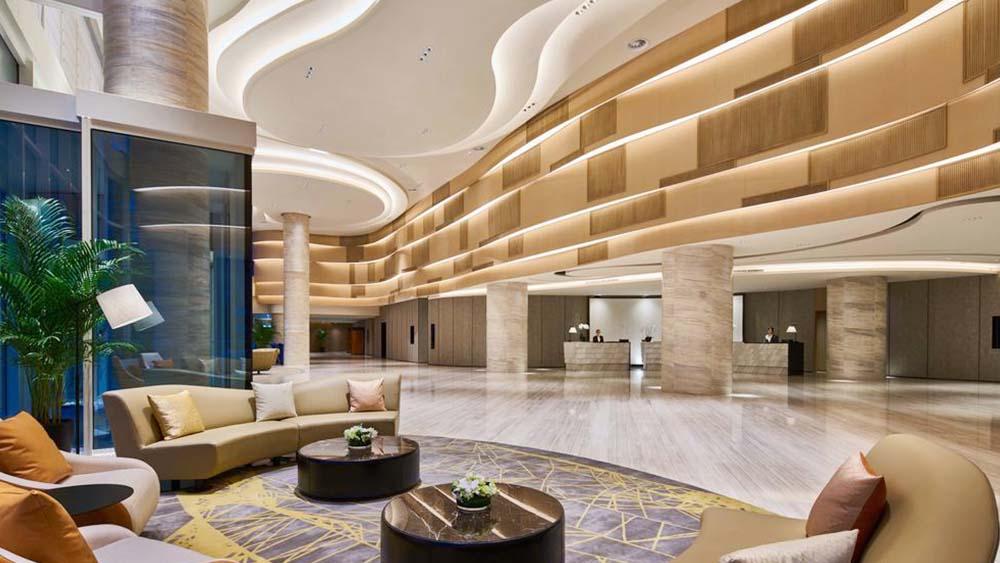 High Quality 5 star hotel lobby furniture luxury Wholesale - Foshan Zhongsen (TRINITY) Furniture Co., Ltd.