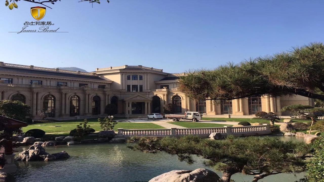 Professional James Bond Large Villa Project manufacturers