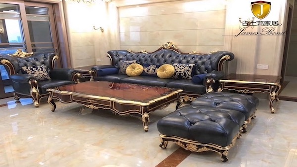 Beijing customers select James Bond high-quality classic furniture