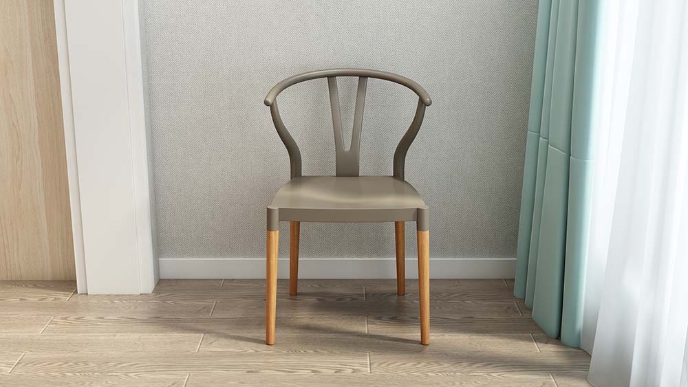 MA02 Suite Gray - Hans Chair