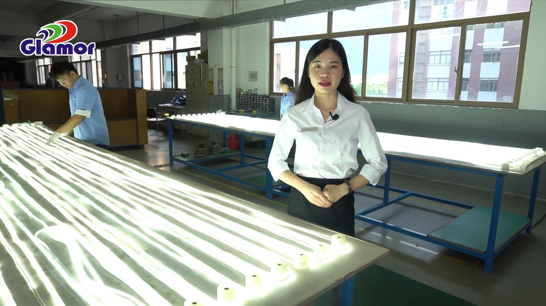LED-riba valguse tootmisliin
