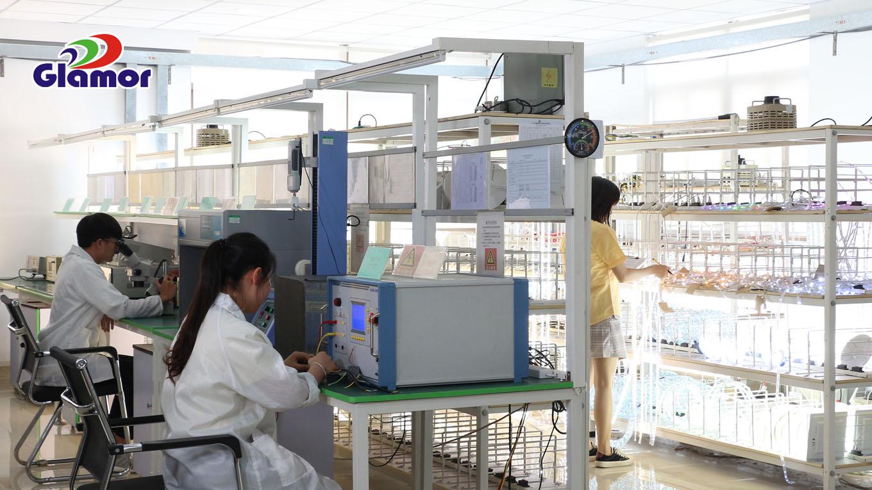 Glamuuri täiustatud labor