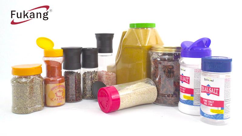 Condiment bottle