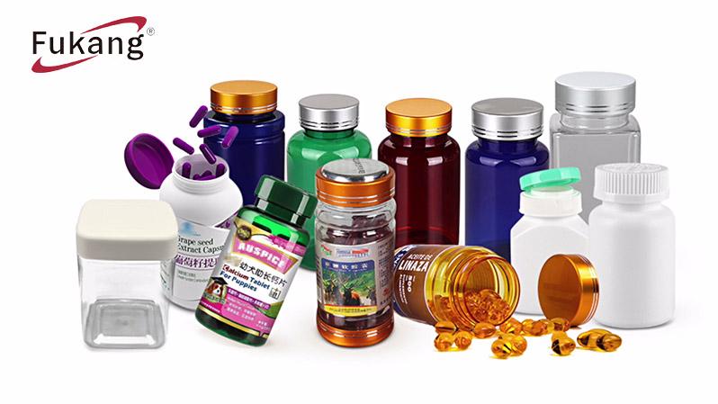 PET स्वास्थ्य सेवा बोतल