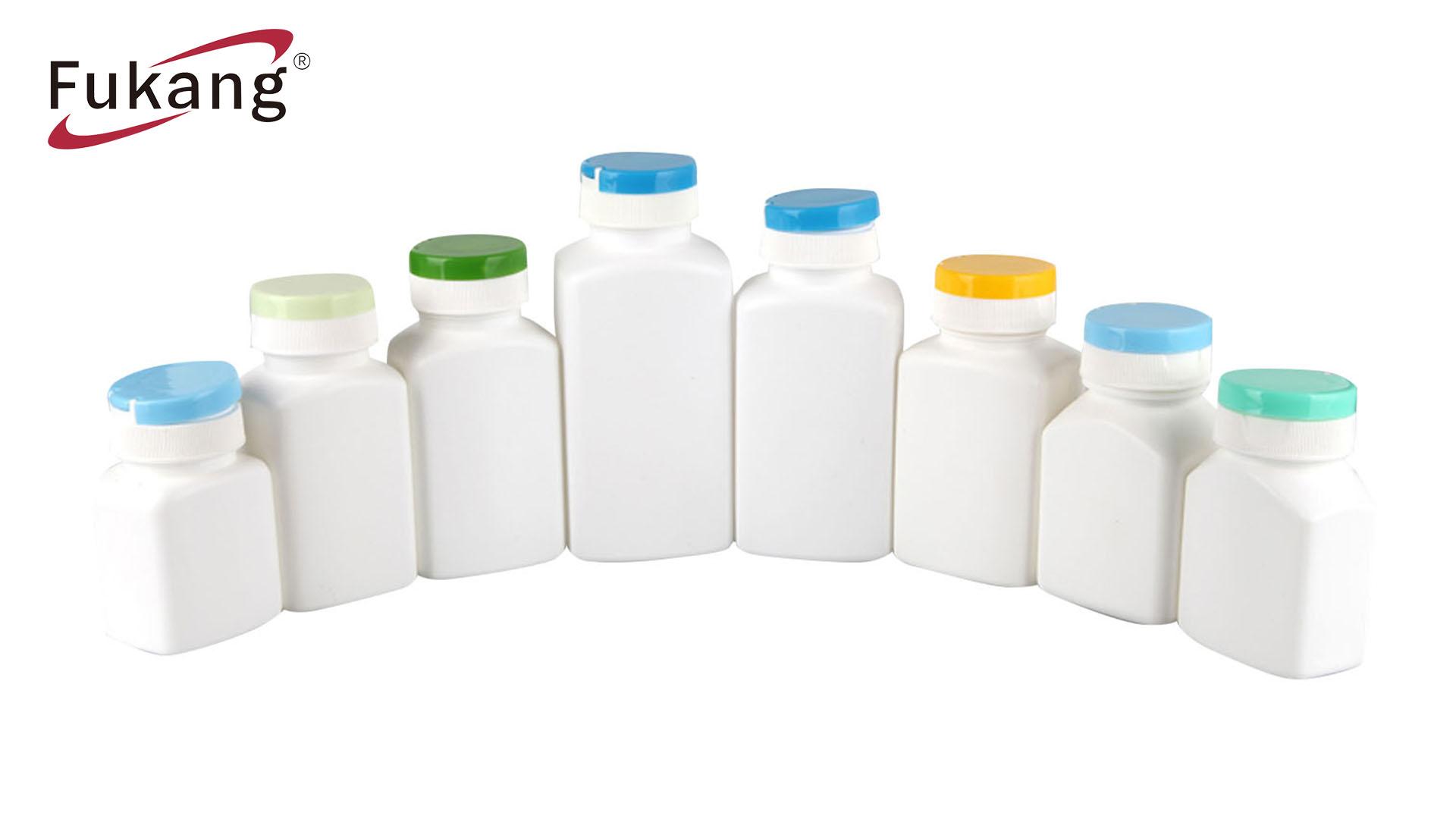 HDPE Medizinflasche