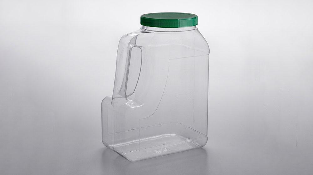 Słoik z przyprawami z PVC do pojemnika do pakowania w proszku