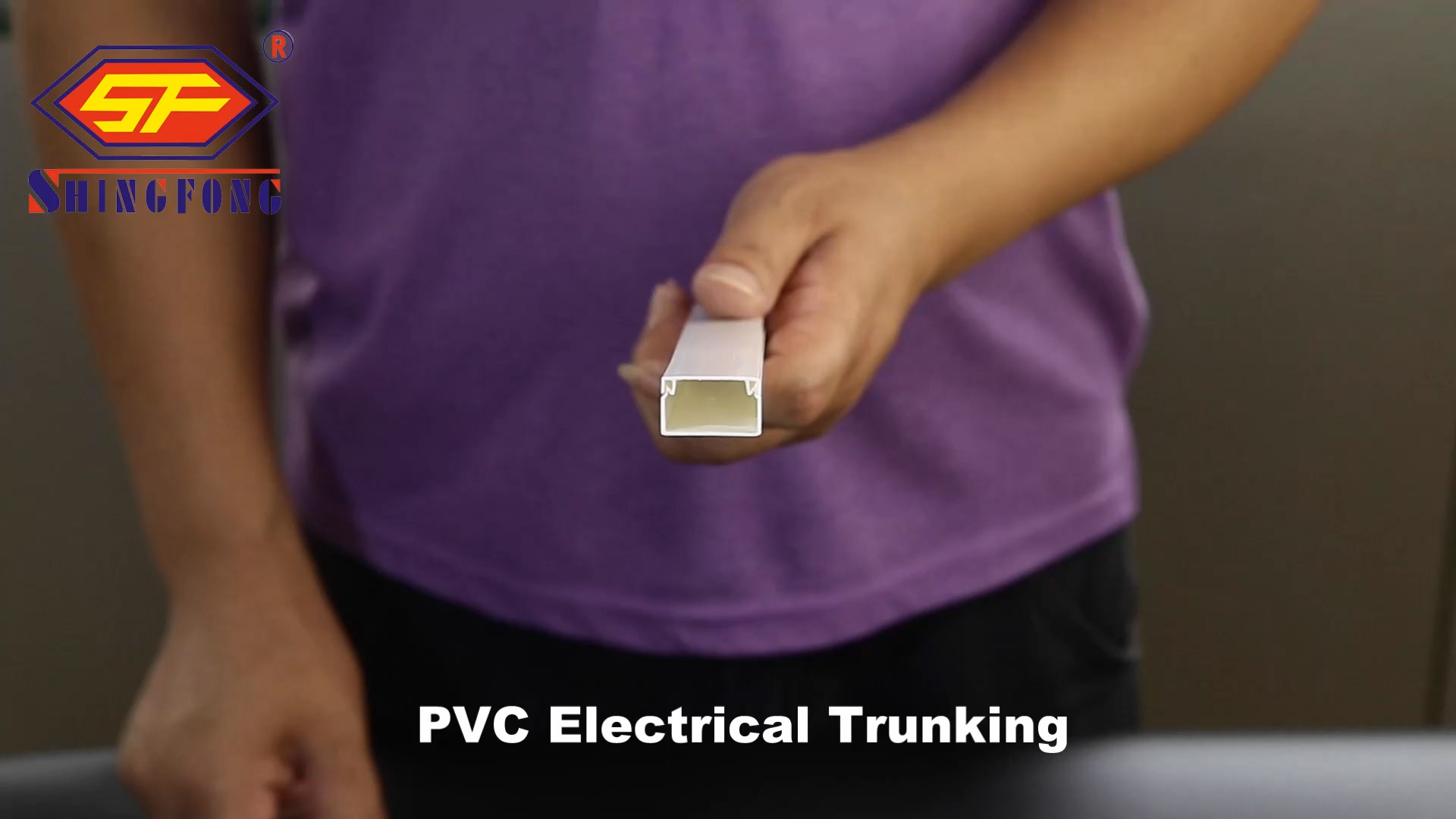 Best China PVC Electrical Trunking manufacturers
