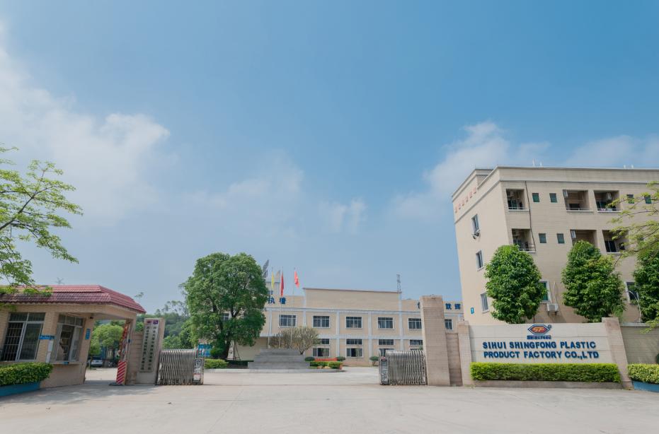 Tilpasset Shingfong PVC trunking dagens lasting produsenter fra Kina