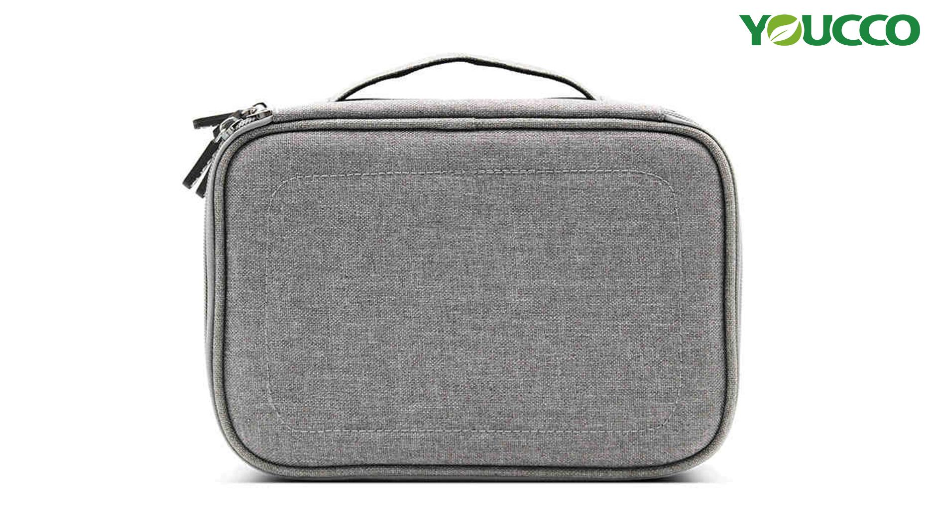 Travel USB Cable Organizer Bag PM80713