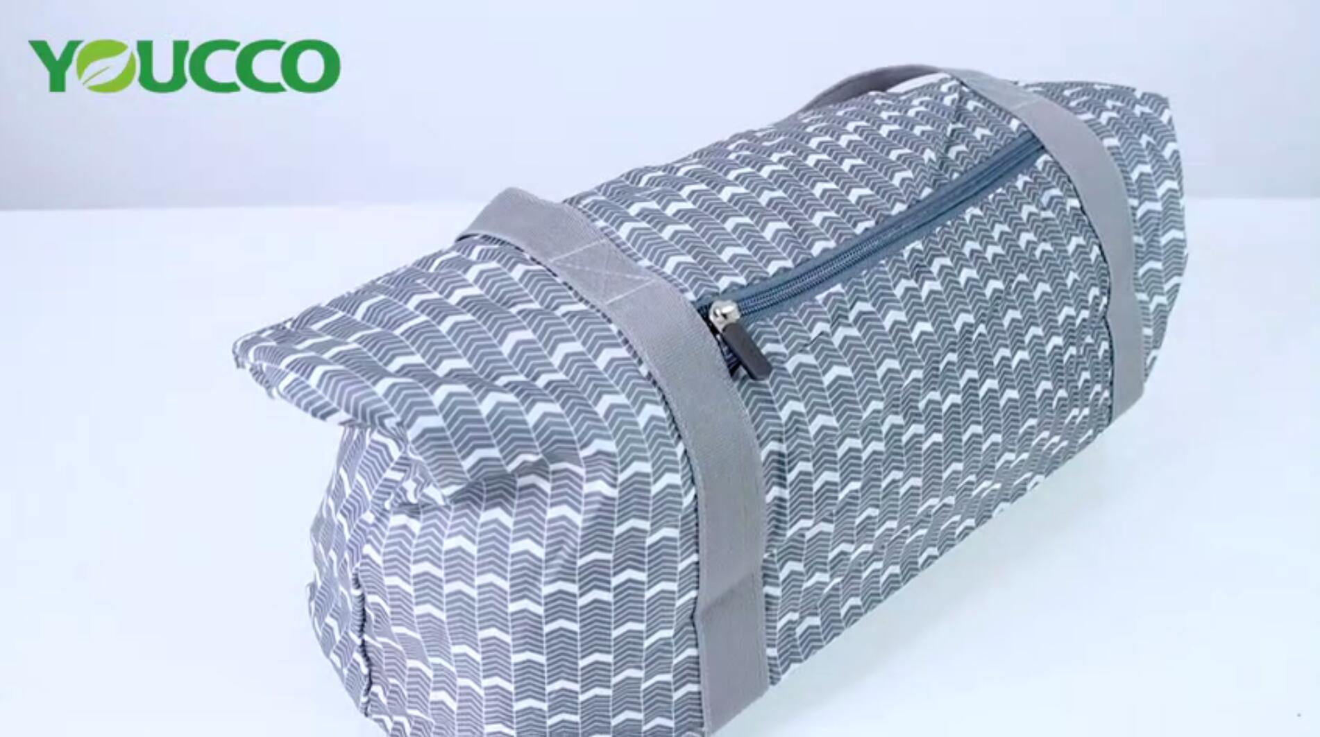 The Best Foldable Packable Travel Lightweight Luggage Duffel Weekend Bag 210113