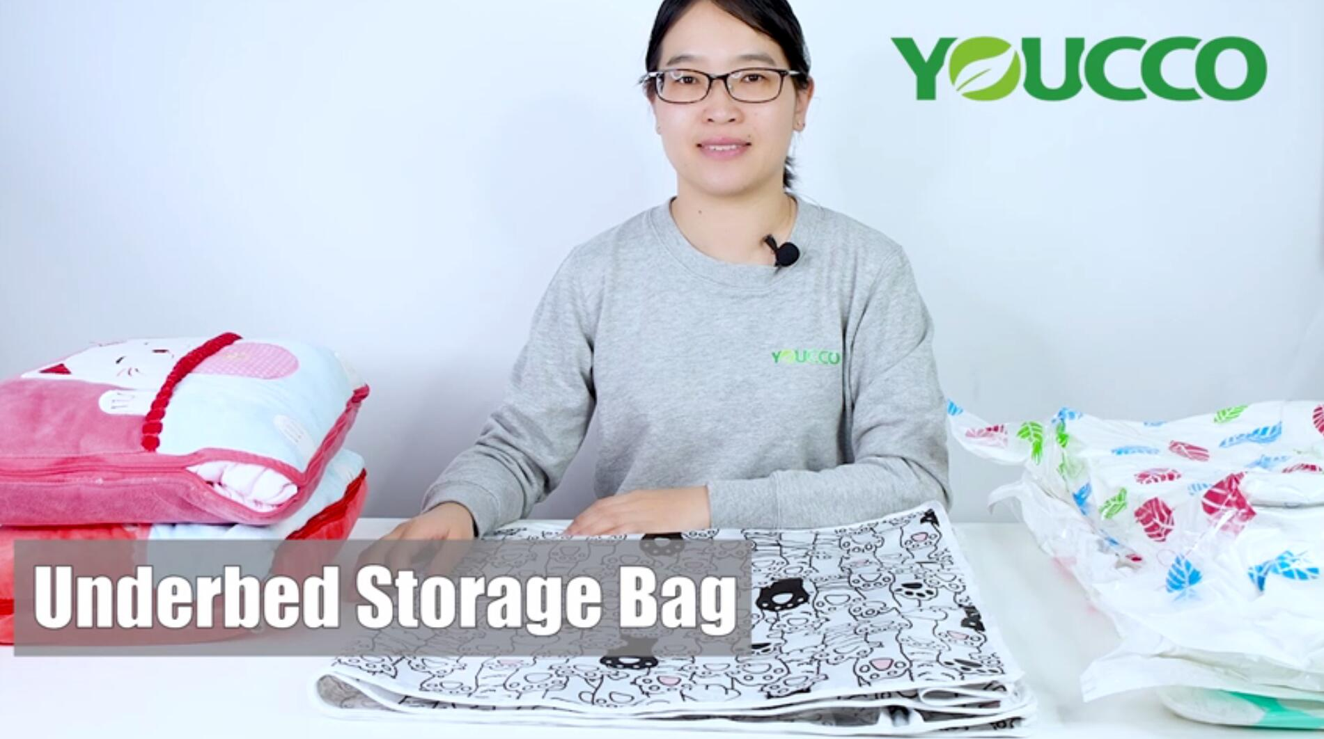 Professional  Underbed Storage Bag with Handle for Organization manufacturers - YOUCCO