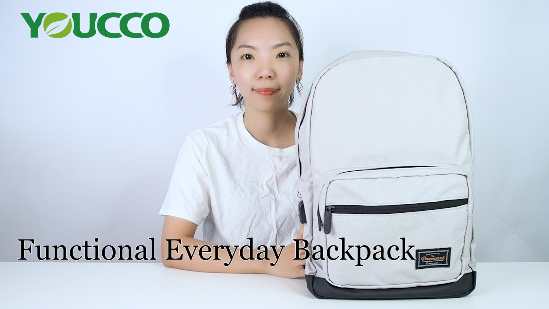 China Designer laptop daypack backpack for travel, daily, school manufacturers - YOUCCO