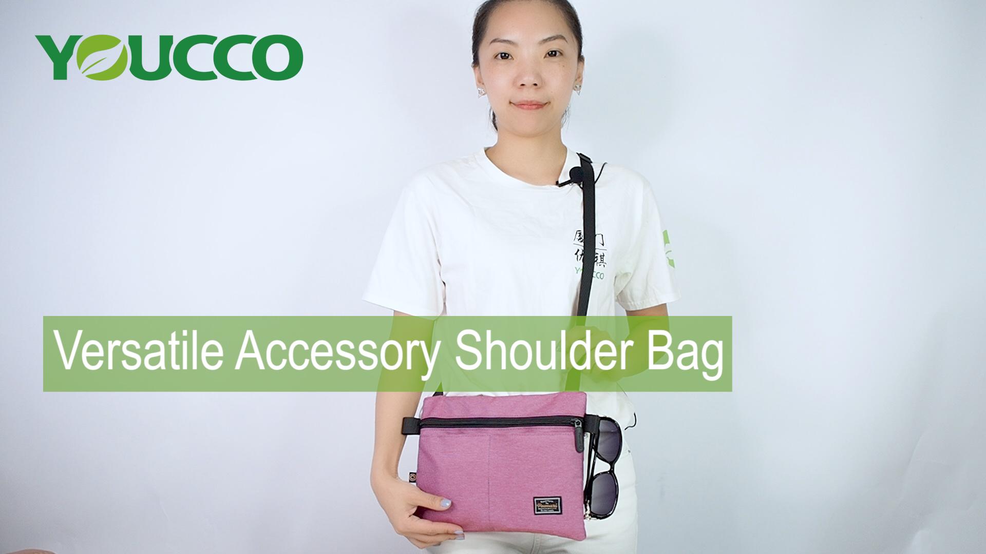 Best Small Mini Messenger Bag for Women & Men