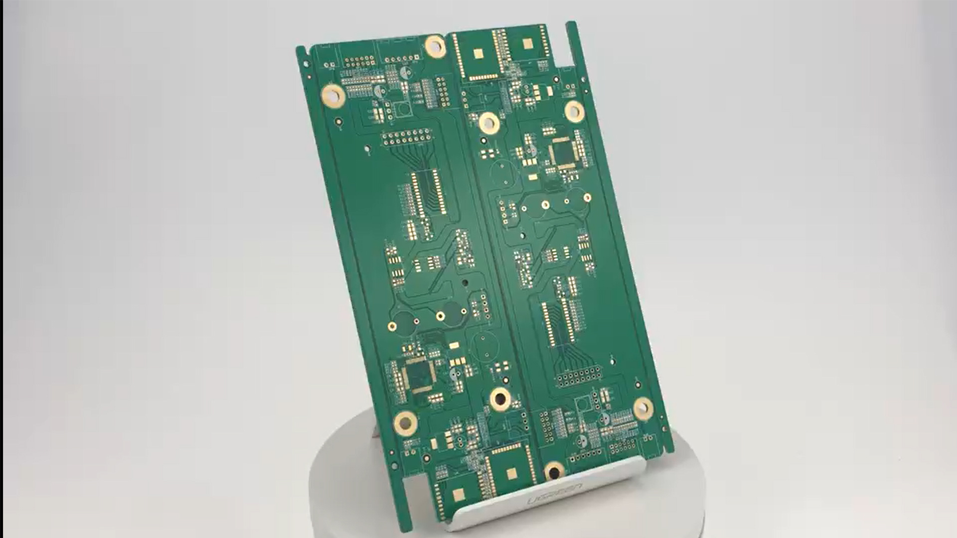 High frequency mixed-pressure 4 layer pcb board