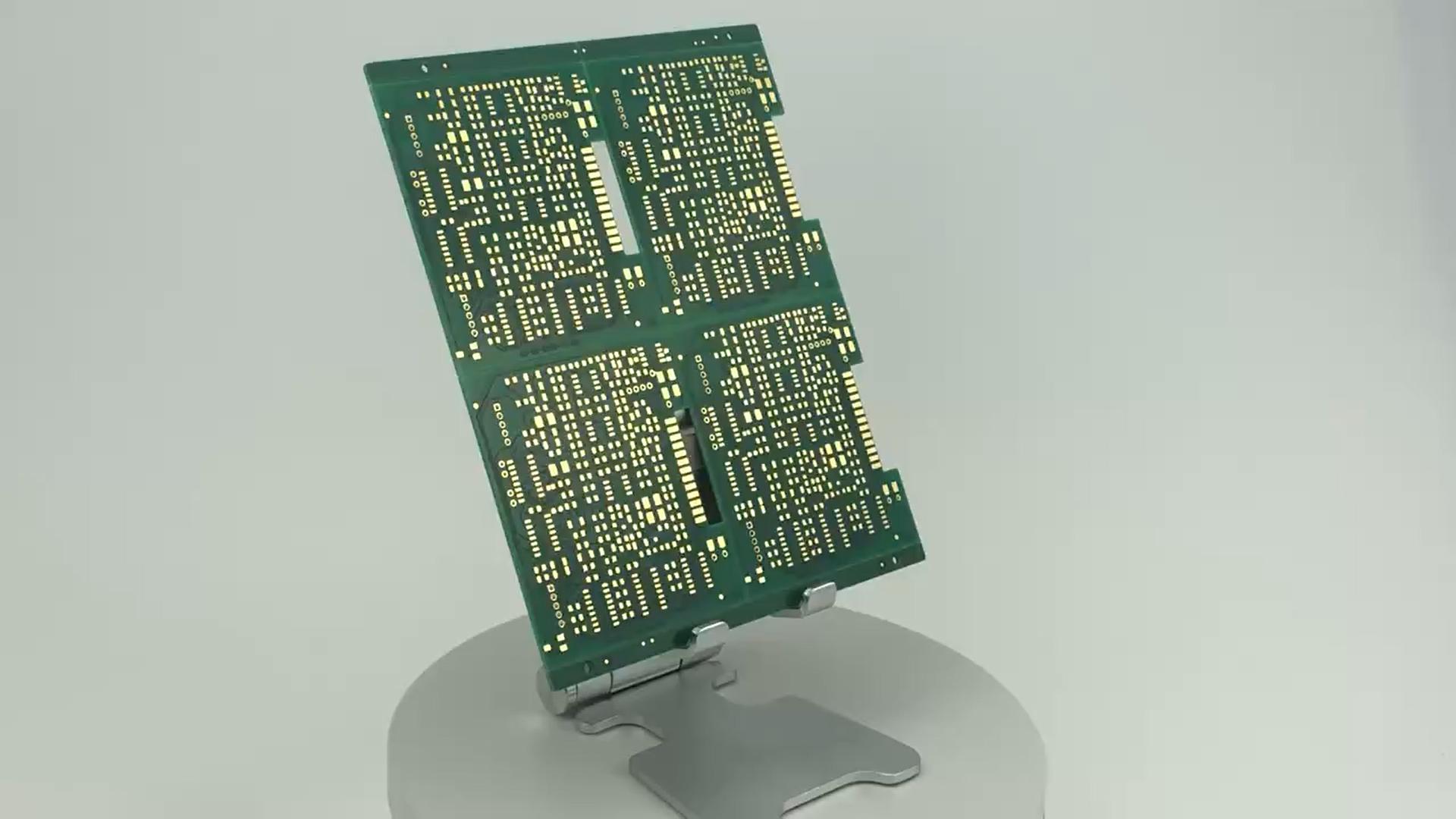 Copper PCB Board CAMTECH PCB