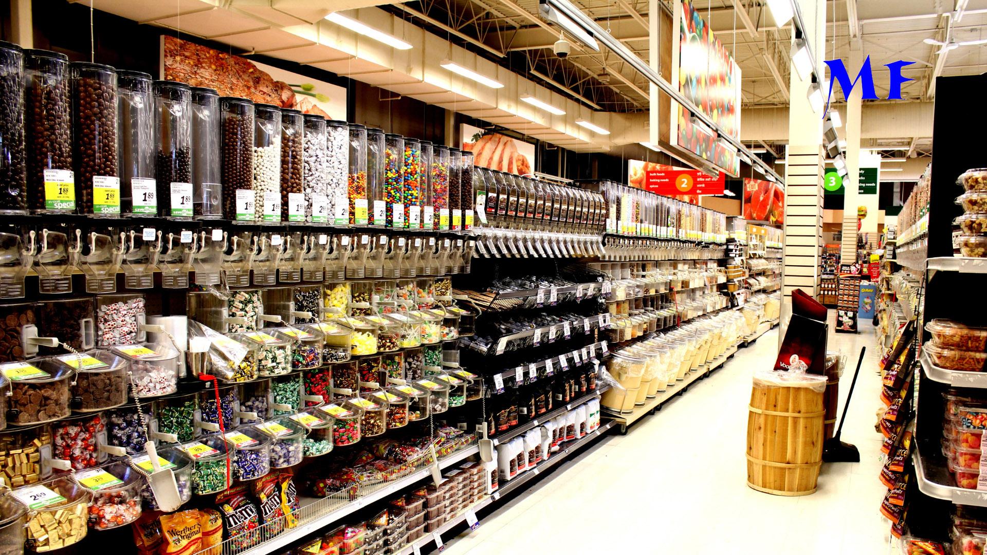 Canada Super Market Light Solution