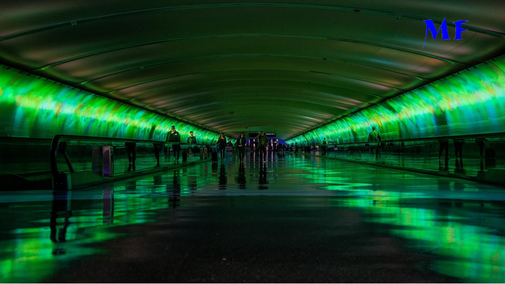 Austrialia Tunnel Light Project