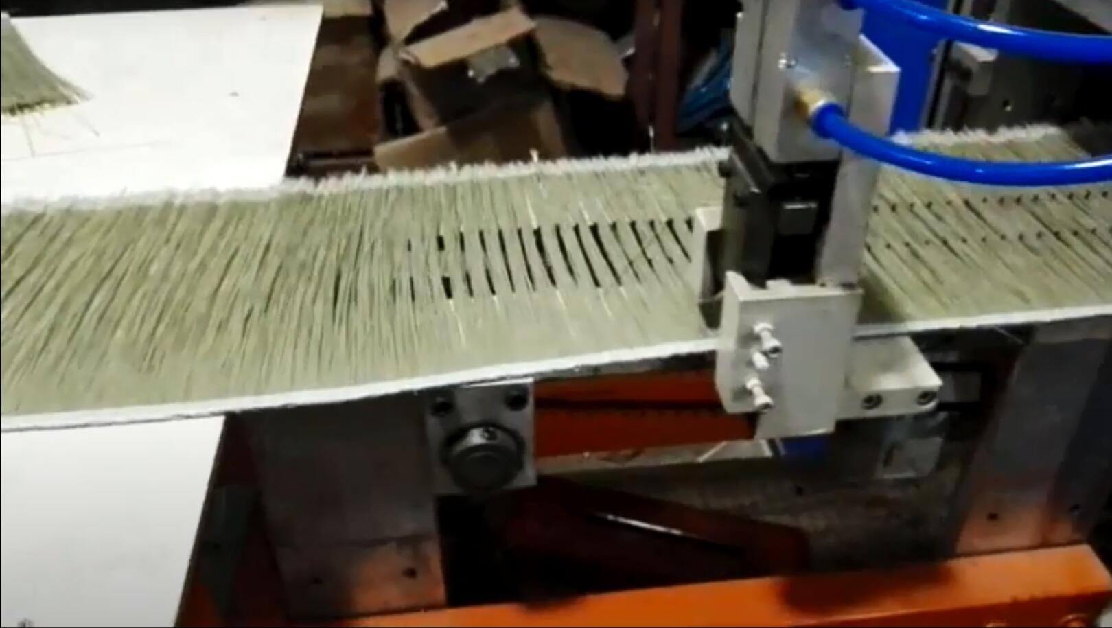 Mei Xin CNC India hot sales Phool Jhadu brush machine manufactuer broom making machine