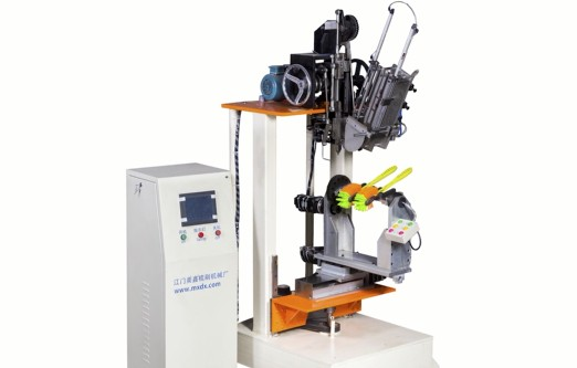 China 4 Axis Single Tufting Machine mpanamboatra-MEIXIN