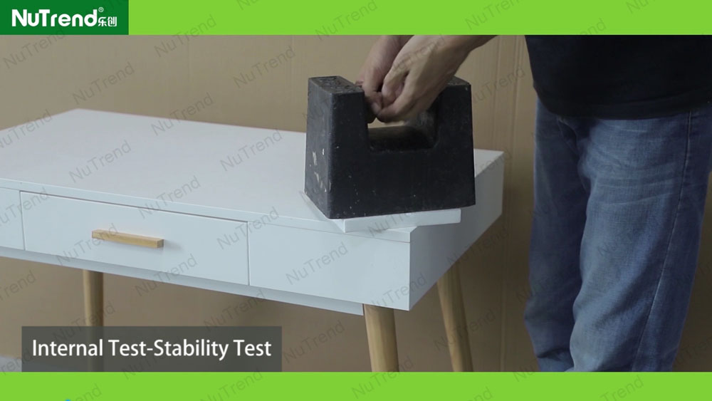 Product Test - KD Furniture  - Mail Order Business