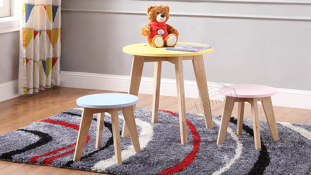 Kids Bedroom Furniture Table And Chair Set Wholesale