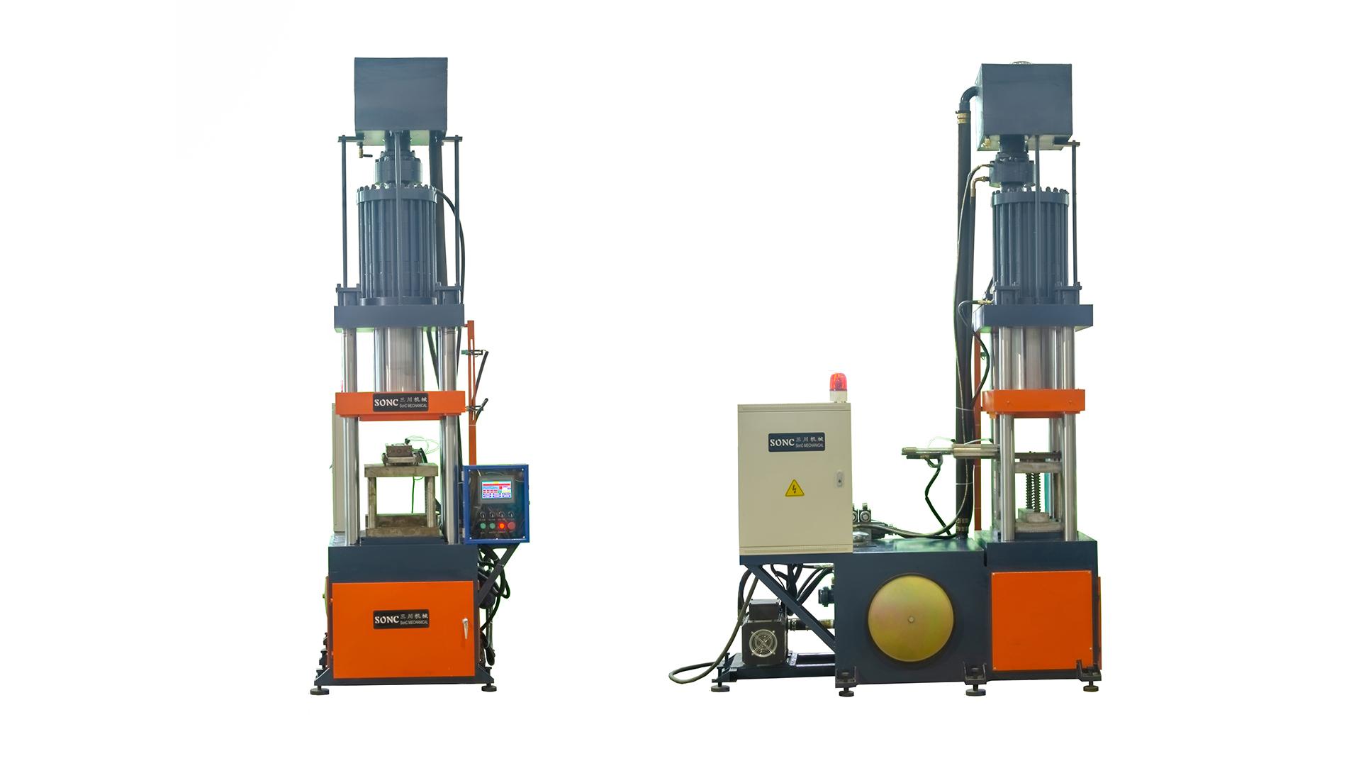 Wholesale Metal Powder Metallurgy Press Machine ZA1 series ZL101 with good price-SONC