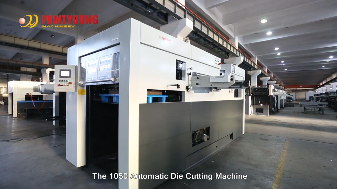 Высекальный станок PRY-1050S может эффективно выполнять высечку и тиснение изделий, а также поддерживать высочайшую точность и качество продукции