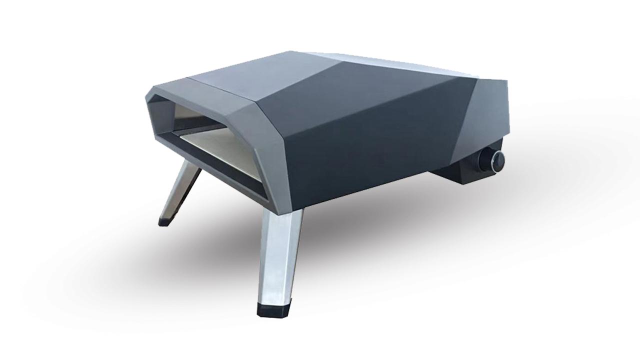 ВСТ-018 Модерна висококвалитетна пећница за пиззу на отвореном у затвореној пећницама са пиззом камен