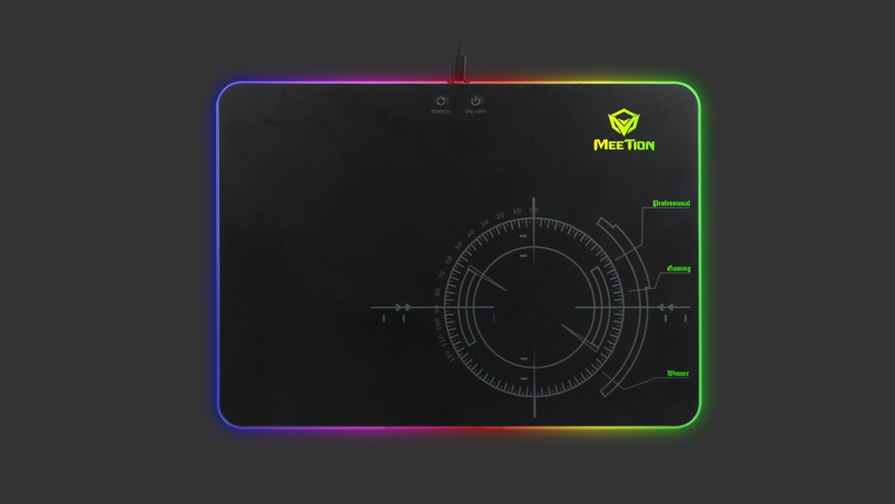 Meetion P010 RGB Gaming Mouse Pad
