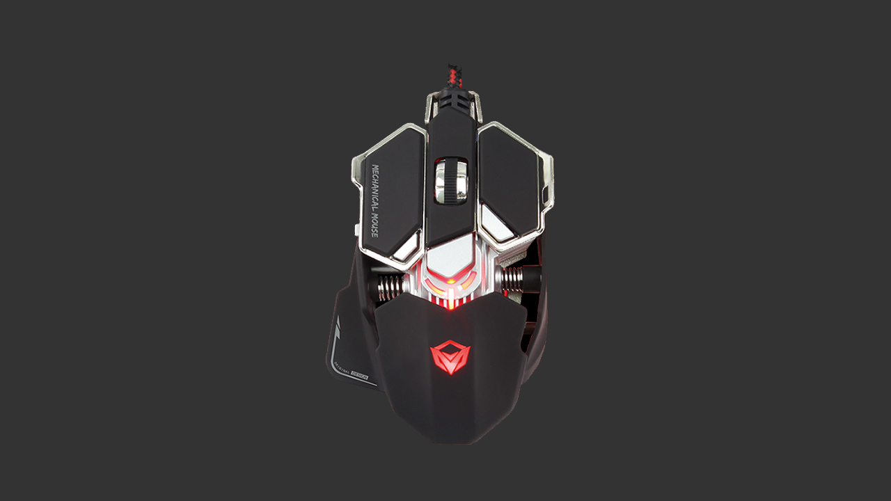 Meetion Professional Wired Mechanical Gaming Mouse M990