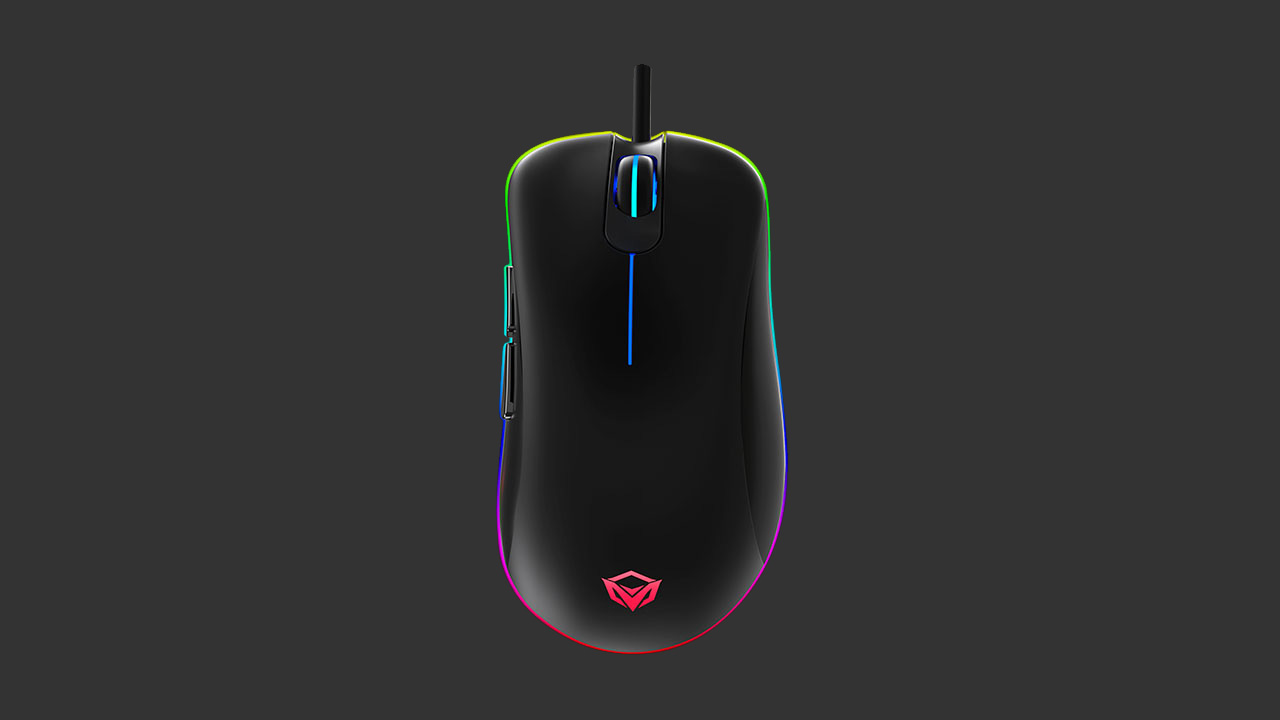 Laqgħa RGB Light Gaming Mouse GM19