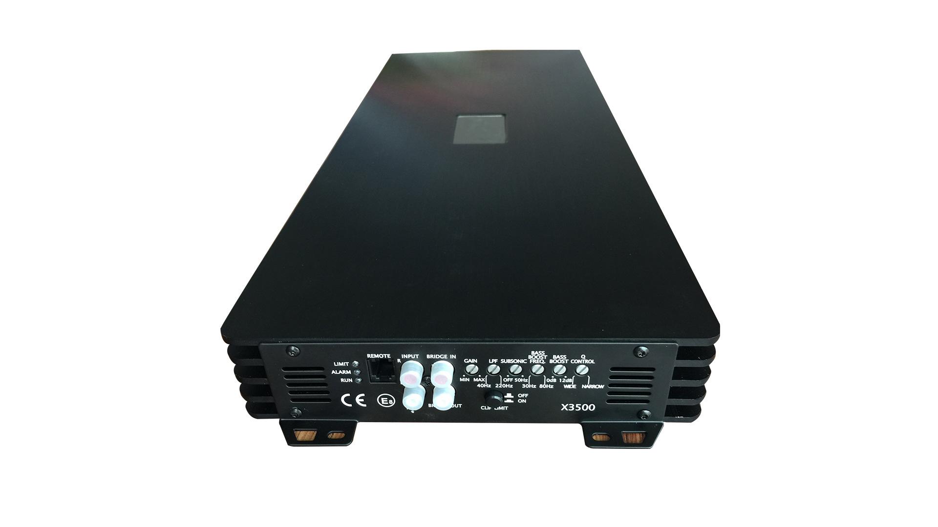 Professional Car audio system manufacturers