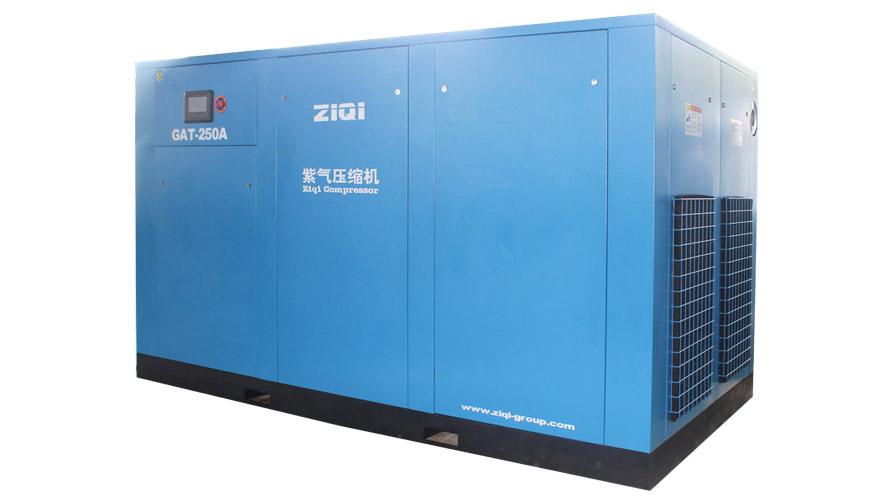 Compressore a vite a due stadi 200 ~ 355kw