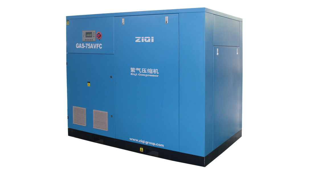 55~185kw VFC Screw Air Compressor