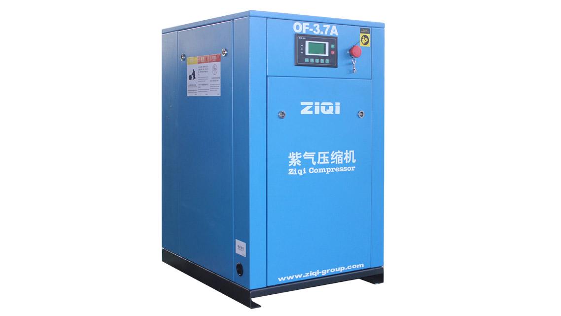 Compressore d'aria del rotolo senza olio da 2,2 ~ 30kw