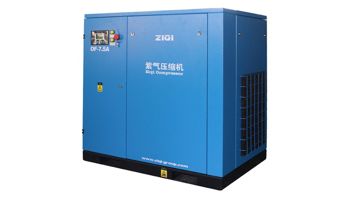 11 ~ 132 кВт бяздушны пракручваемы паветраны кампрэсар