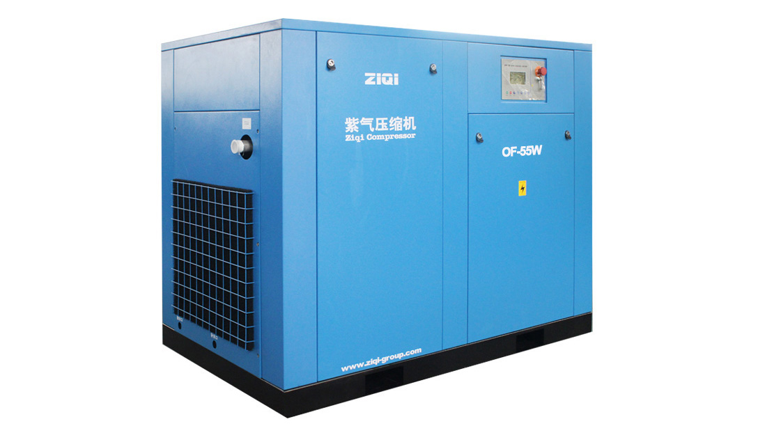 11~250kw Water-lubricated Oil-free Air Compressor