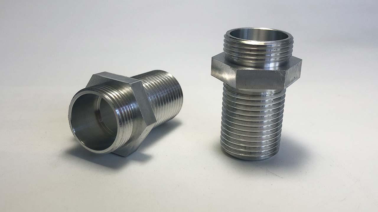 Customized Aluminum CNC Precision Machining