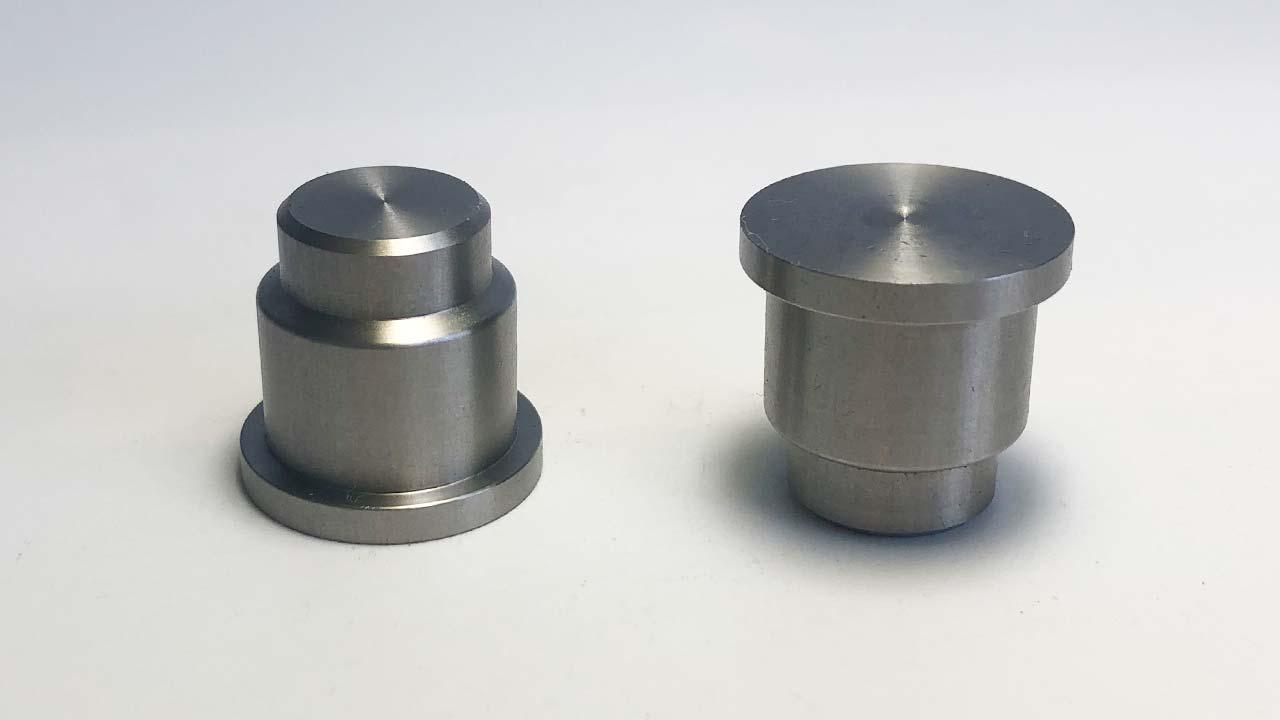 カスタマイズされたアルミニウム真ちゅうステンレス鋼PVCPOM ACETAL PTFECNC精密金属部品