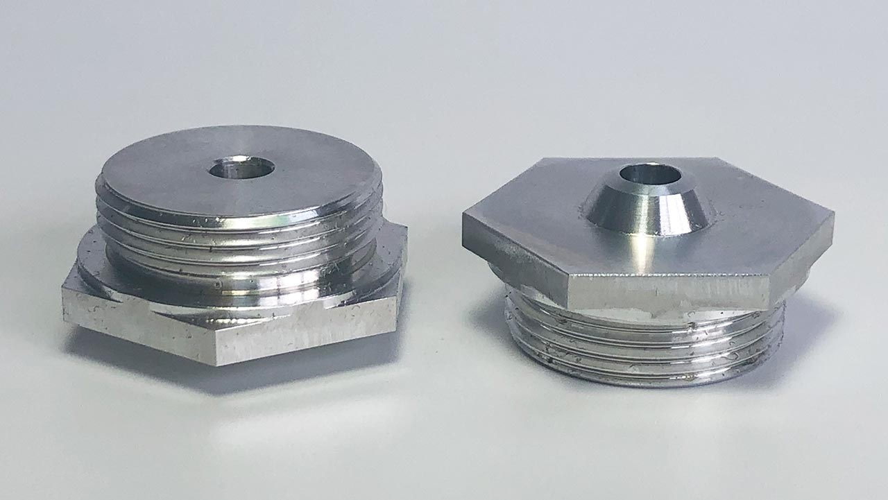 Customized Aluminum CNC Precision Machining parts