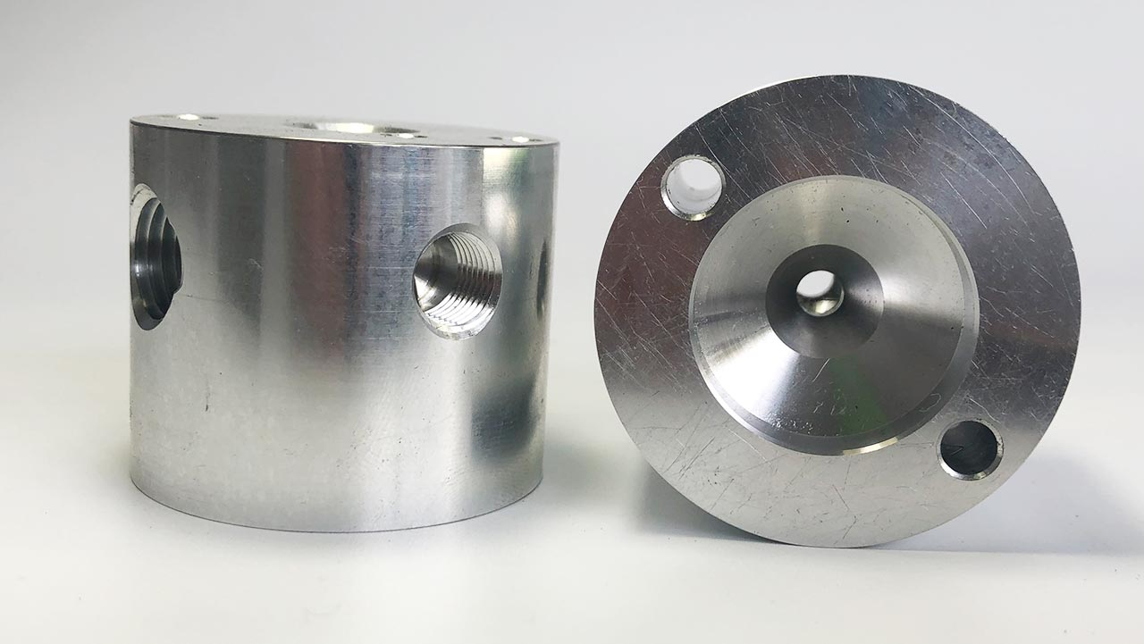 Aluminum CNC Precision Machining Parts