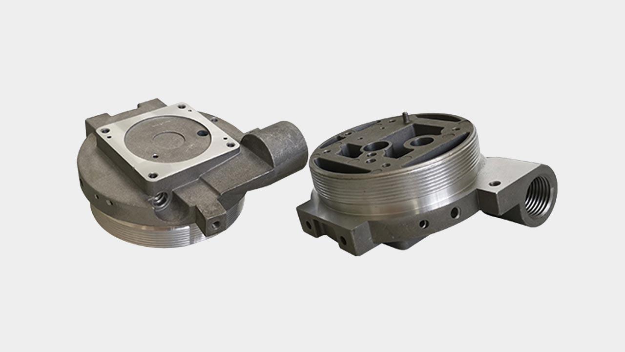 Pieza de fundición a presión de aluminio mecanizada CNC de alta calidad con buena calidad y mejor precio