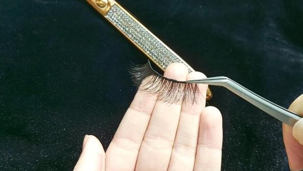 Magnet eyelash + Eyeliner