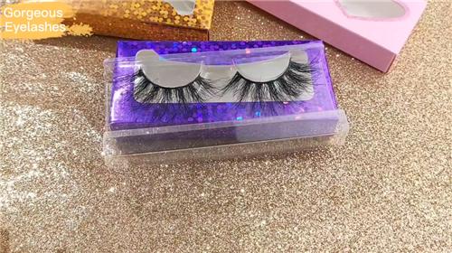 Best 25mm eyelashes with custom packaging factory-Gorgeous Eyelashes Ltd