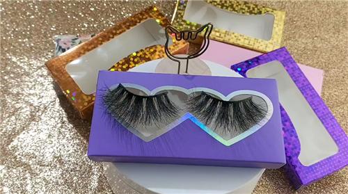 Wholesale luxury mink eyelashes eyelash packaging vendors -Gorgeous Eyelashes Ltd