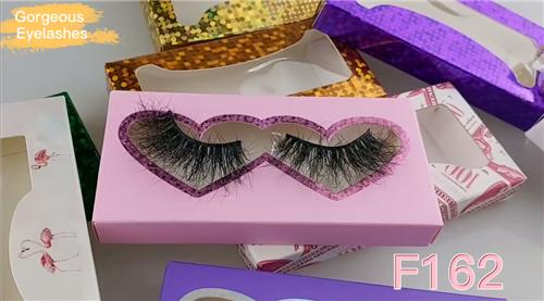 CUSTOMIZATION LASH BOX AND 3D 25MM MINK EYELASHES SUPPLIER -Gorgeous Eyelashes Ltd