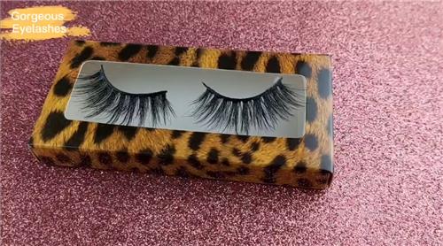 Wholesale 3D faux mink eyelashes supplier-Gorgeous Eyelashes Ltd